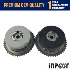Intake & Exhaust Camshaft Variable Valve Timing Sprocket Pair for GM 2.0L 2.4L