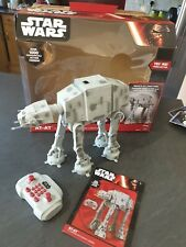 Star Wars AT-AT U Command With Remote Control boxed with instructions Used twice