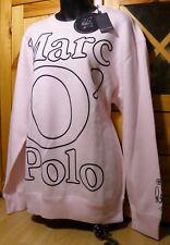 MARC O POLO Herren SWEATSHIRT Pullover ROBBIE WILLIAMS limited ROSA Gr XL