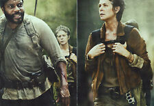 The Walking Dead Season 4 Part 1 - Posters Insert Chase Trading Card Set