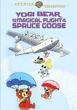 YOGI BEAR & THE MAGICAL FLIGHT OF THE SPRUCE GOOSE Region Free DVD - Sealed