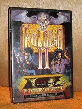 Evil Dead 2: Dead by Dawn (DVD, 2011) Bruce Campbell Sarah Berry Sam Raimi film