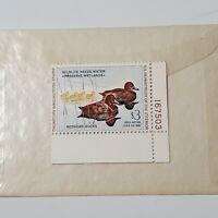 US Federal Duck Stamp Scott# RW27 $3 1960 Migratory Bird Hunting Stamp Unused