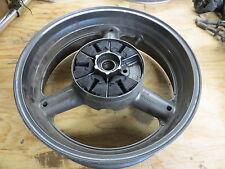 1996-1999 Suzuki GSXR750 rear wheel
