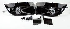 Obs Black JDM Projector Halo Fog Lights w/ Covers FITS Subaru Impreza/WRX 04-05