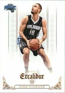 2014-15 Panini Excalibur Orlando Magic #33 Evan Fournier