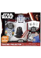 Tara Toys Star Wars Tracing Projector Craft Kit NEW