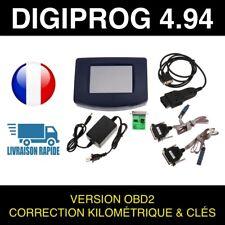 Digiprog 3 - Correction Kilométrique via OBD2 + Programmation de clés