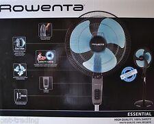 Rowenta vu4110 Essential Ventilador de pie 40cm 60w Producto NUEVO VENTILADOR