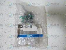 Smc Vm220-02-08 Valve Button *New No Box*