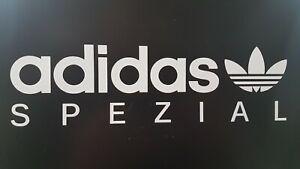 Adidas SPEZIAL Car Window/Bumper Vinyl Decal Sticker 200mm x 55mm