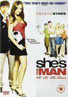 , She's The Man [DVD], Like New, DVD
