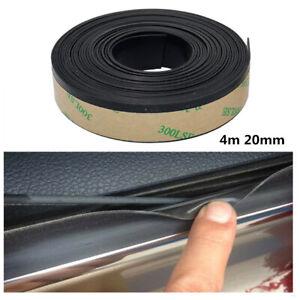 Automotive EPDM Rubber Sealing Strip Waterproof For Car Window Glass Parts Gap