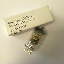 E88CC TESLA GOLD PIN NOS VALVE/TUBE