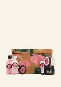 The Body Shop Glowing British Rose Ultimate Gift Set Birthday Gift