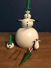 Diamond Select Nightmare Before Christmas Snowman Jack Action Figure