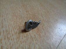Winged Wheel Vintage Motorcycle Pin Harley Davidson Vest Badge Classic HD Police