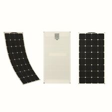 100 Watt Semi Flexible Moncrystalline Solar Panel from Solardealz.com