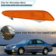 Right Side Marker In Bumper Turn Signal Light For Mercedes-Benz W211 E-Class