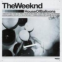 The Weeknd - House Of Balloons (NEW CD)