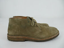 Astorflex Greenflex Suede Crepe Chukka Boot Shoes Made Italy Size 43EU/10US