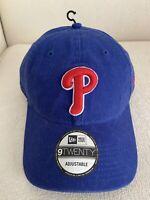 New Era Philadelphia Phillies MLB 920 Adjustable Cap 9Twenty Dad Hat Cap NEW