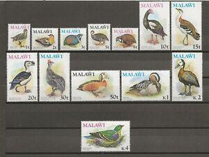 MALAWI 1975 SG 473/85 MNH Cat £55