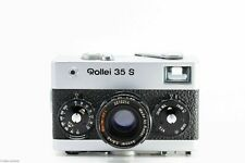 Rollei 35S 35mm Point & Shoot Film Camera sonnar 40mm 2.8