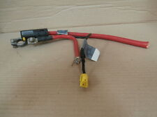BMW E46 PETROL ENGINE POSITIVE BATTERY TERMINAL WITH BLOW OFF SENSOR LEAD CABLE
