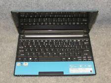 """Acer Aspire One D255E 10.1"""" Laptop Intel Atom N455 1.66GHz 2GB RAM 160GB HDD"""