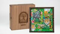 1995's Mysteries of the Forest 25th Anniversary Zippo Collectible Lighter