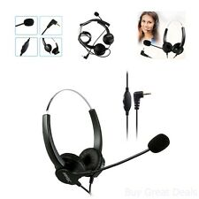 Ear Call Telephone Headphone Noise Cordless Sound Voice Volume Microphone Call