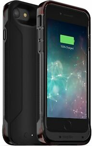 Mophie iPhone 8 / 7 / SE (2020) Juice Pack Flex Cover Case - Black