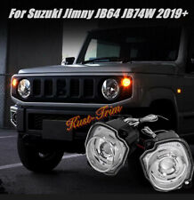 For 2019 Suzuki Jimny LED Front turn signal Daytime running lights blinker 2PCS
