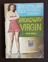 Broadway Virgin Lois Bull Diversey Popular Novels 1 Rare Vintage Sleaze Digest