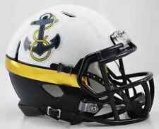 NAVY MIDSHIPMEN NCAA Riddell SPEED Authentic MINI Football Helmet