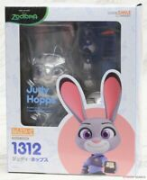 Nendoroid Zootopia Judy Hops Non-scale ABS & PVC pre-painted movable figure
