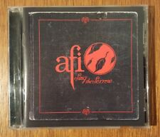 AFI - Sing The Sorrow CD 2003 Punk
