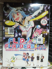 Anime DVD Flip Flappers Vol.1-13 End All Region English Subs + FREE ANIME