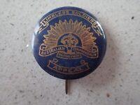 Australian Army Rising Sun Badge Tinnie Limbless Soldier Appeal BADGE  (Lot M)