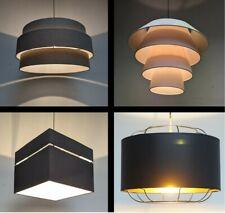 Design Decken Hänge Pendel Leuchte Lampe Groß Wohnzimmer Esstisch Schlafzimmer
