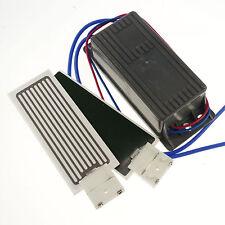 110V 7000mg/h Ceramic Plate&2*Circuit Board Ozone Generator Air Purifier Kit
