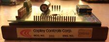 copley controls 200 MB1 Board Rev A