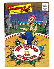 Treasure Chest   Vol.14 No.1     : 1958 :      : Elephant/Circus Cover! :