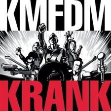 KMFDM - Krank (2011) neuwertig
