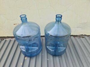 Wasserflasche Wassergallone 18.9 liter Wasserspender Basteln Spardose ect. leer