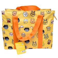 Kakao Friends - Insulated Ice Cooler Shoulder Bag for Outdoor, Picnic, Lunch Box