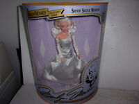 Marilyn Monroe Collector's Series - Silver Sizzle Marilyn Doll - NEW