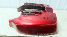 90 Honda PC800 PC 800 Pacific Coast rear trunk luggage box saddlebag cover lid