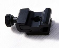 "Mini Hot Shoe Flash to Bracket Stand Mount Adapter with 1/4""-20 Tripod screw"